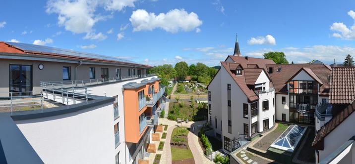 Kontakt –Haus Friederike, Ditzingen